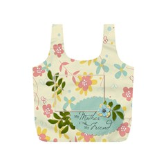 Full Print Recycle Bag (s)  Mother By Jennyl   Full Print Recycle Bag (s)   H5ka2pic5woa   Www Artscow Com Front