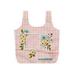 Recycle Bag (s)   Mom 2 By Jennyl   Full Print Recycle Bag (s)   3dyakkfpsf7r   Www Artscow Com Front