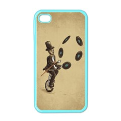Sound Artist Apple Iphone 4 Case (color) by Contest1891448