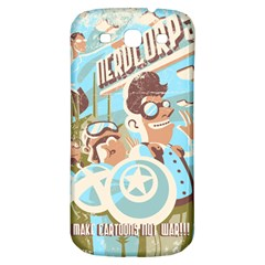 Nerdcorps Samsung Galaxy S3 S Iii Classic Hardshell Back Case by Contest1889920