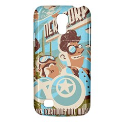 Nerdcorps Samsung Galaxy S4 Mini (gt I9190) Hardshell Case  by Contest1889920