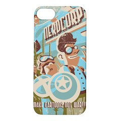 Nerdcorps Apple iPhone 5S Hardshell Case by Contest1889920