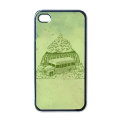 Into the Wild Apple iPhone 4 Case (Black) by Contest1893317