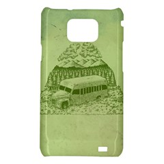 Into the Wild Samsung Galaxy S II i9100 Hardshell Case  by Contest1893317