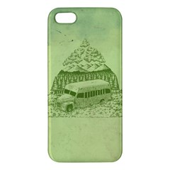 Into The Wild Apple Iphone 5 Premium Hardshell Case