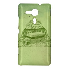 Into the Wild Sony Xperia SP M35H Hardshell Case by Contest1893317