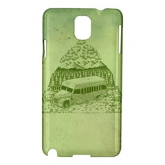 Into the Wild Samsung Galaxy Note 3 N9005 Hardshell Case by Contest1893317