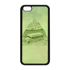 Into the Wild Apple iPhone 5C Seamless Case (Black) by Contest1893317