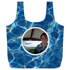 Splash Swim Bag Xl Full Print Recycle Bag By Catvinnat   Full Print Recycle Bag (xl)   O6h7o7rx0c1x   Www Artscow Com Back