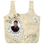 Love XL Full Print Recycle Bag - Full Print Recycle Bag (XL)