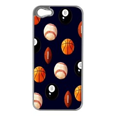 Sports Apple Iphone 5 Case (silver)