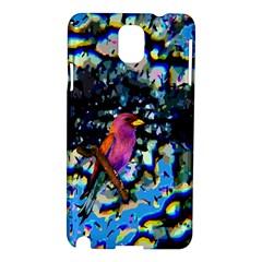 Bird Samsung Galaxy Note 3 N9005 Hardshell Case by Contest1852090