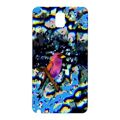 Bird Samsung Galaxy Note 3 N9005 Hardshell Back Case by Contest1852090