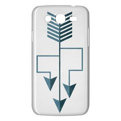 Arrow Paths Samsung Galaxy Mega 5 8 I9152 Hardshell Case  by Contest1888309