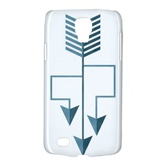 Arrow Paths Samsung Galaxy S4 Active (I9295) Hardshell Case by Contest1888309