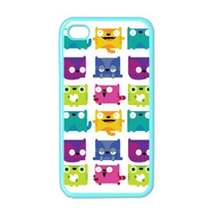 Cats Apple Iphone 4 Case (color) by Contest1771913