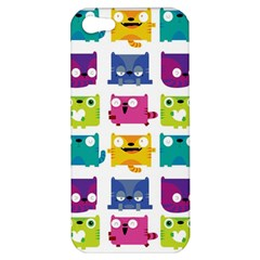 Cats Apple iPhone 5 Hardshell Case by Contest1771913