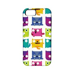 Cats Apple Iphone 5 Classic Hardshell Case (pc+silicone) by Contest1771913
