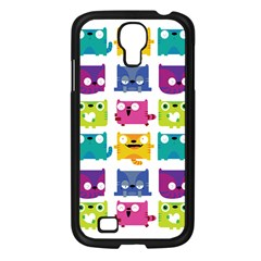 Cats Samsung Galaxy S4 I9500/ I9505 Case (Black) by Contest1771913