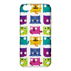 Cats Apple iPhone 5C Hardshell Case by Contest1771913