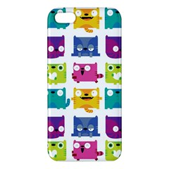 Cats Iphone 5s Premium Hardshell Case