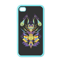 Mistress of All Evil Apple iPhone 4 Case (Color) by Contest1886839