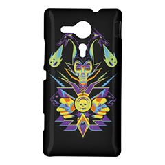 Mistress of All Evil Sony Xperia SP M35H Hardshell Case by Contest1886839