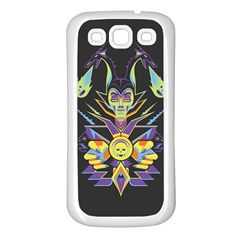 Mistress of All Evil Samsung Galaxy S3 Back Case (White) by Contest1886839