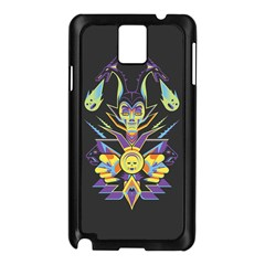 Mistress of All Evil Samsung Galaxy Note 3 N9005 Case (Black) by Contest1886839