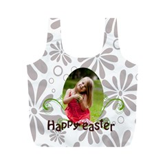 Eater By Easter   Full Print Recycle Bag (m)   S6a45kkn3ik9   Www Artscow Com Front