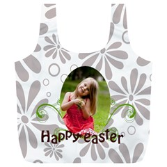 Easter By Easter   Full Print Recycle Bag (xl)   Mbyyc6f3m72u   Www Artscow Com Back