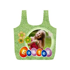 Eater By Easter   Full Print Recycle Bag (s)   Drhuxkt4jgg5   Www Artscow Com Back