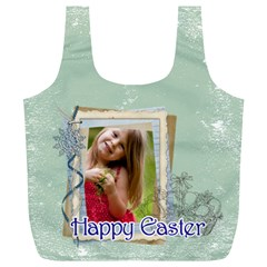 Easter By Easter   Full Print Recycle Bag (xl)   1a56yfm9f3eq   Www Artscow Com Back