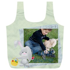 Easter By Easter   Full Print Recycle Bag (xl)   Po7v82goi8b8   Www Artscow Com Back