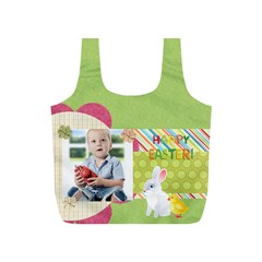 Eater By Easter   Full Print Recycle Bag (s)   Sulyawi5ec78   Www Artscow Com Back