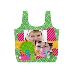 Eater By Easter   Full Print Recycle Bag (s)   Q4ve2b42kcey   Www Artscow Com Back