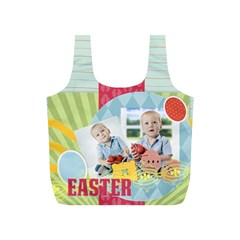 Eater By Easter   Full Print Recycle Bag (s)   Alnoy0xhndfw   Www Artscow Com Front