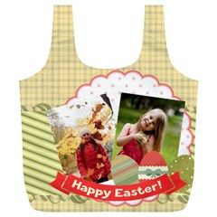 Easter By Easter   Full Print Recycle Bag (xl)   Gjb0negbao07   Www Artscow Com Back