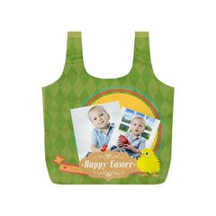 Eater By Easter   Full Print Recycle Bag (s)   V7is6udvktn0   Www Artscow Com Front