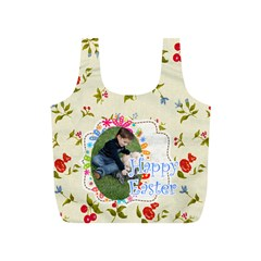 Eater By Easter   Full Print Recycle Bag (s)   5sdenzcbqjrq   Www Artscow Com Back