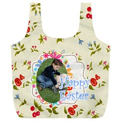Easter By Easter   Full Print Recycle Bag (xl)   Y1gftiddmffd   Www Artscow Com Back