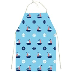 Summer Sailing Apron by StuffOrSomething