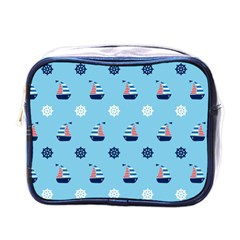 Summer Sailing Mini Travel Toiletry Bag (one Side) by StuffOrSomething