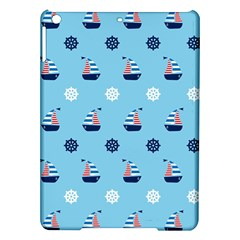 Summer Sailing Apple Ipad Air Hardshell Case by StuffOrSomething
