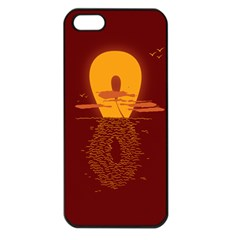Endless Summer, Infinite Sun Apple Iphone 5 Seamless Case (black) by Contest1893972