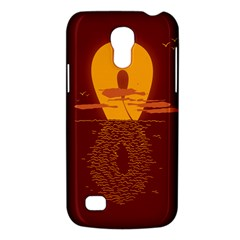 Endless Summer, Infinite Sun Samsung Galaxy S4 Mini (gt I9190) Hardshell Case