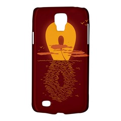 Endless Summer, Infinite Sun Samsung Galaxy S4 Active (i9295) Hardshell Case