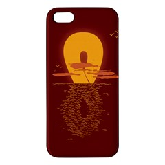 Endless Summer, Infinite Sun Iphone 5s Premium Hardshell Case by Contest1893972