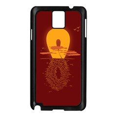 Endless Summer, Infinite Sun Samsung Galaxy Note 3 N9005 Case (Black) by Contest1893972