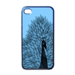 Flaunting Feathers Apple Iphone 4 Case (black) by Contest1893972